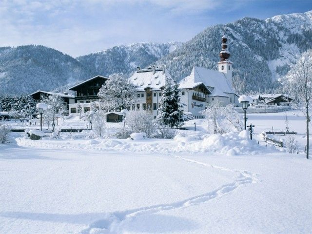 Winterurlaub in St. Ulrich am Pillersee