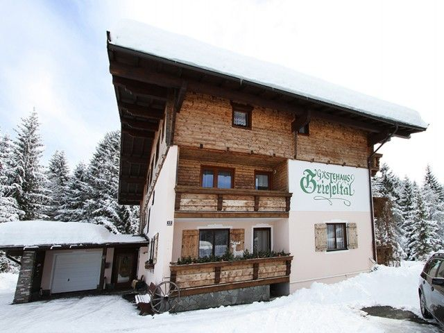 Pension Grieseltal in St. Ulrich am Pillersee im Winter